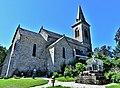 Madranges, l'église catholique Saint Barthélémy.jpg