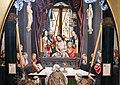 Maestro dell'altare di aachen, messa di san gregorio, 1500-25 ca. 03.jpg