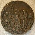 Maestro della leggenda di orfeo, orfeo ed euridice davanti al trono di plutone, 1500-1525 circa.JPG
