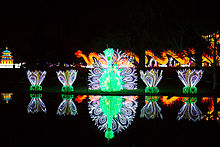 Chinese Lantern Festival getting popular in Western Country