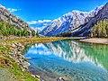Mahodand Lake, Usho Valley, Swat.jpg