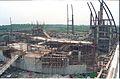 Main Auditorium Under Construction - Convention Centre Complex - Science City - Calcutta 1994-11-03 485.JPG