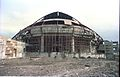 Main Auditorium Under Construction - Convention Centre Complex - Science City - Calcutta 1995-06-09 120.JPG