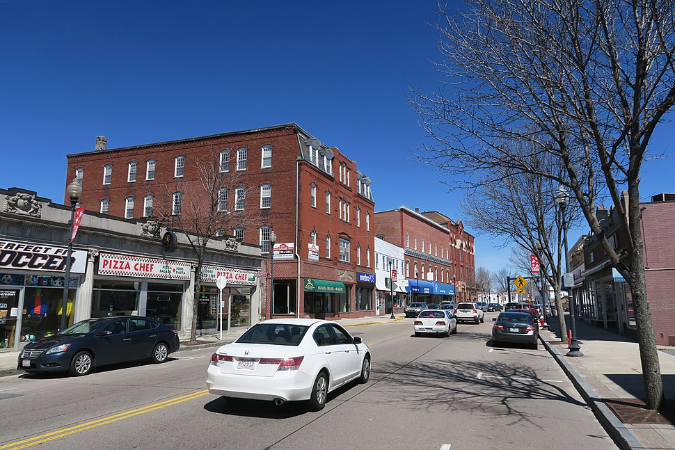 Main Street, Milford MA