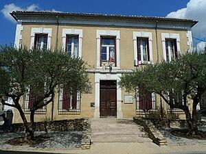 Piolenc - Town hall