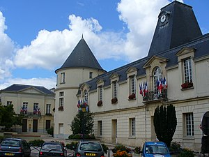 Clamart - Town hall