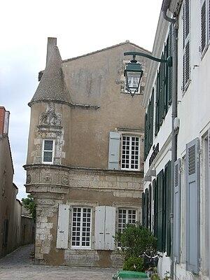 Ars-en-Ré - Image: Maison Ars en Ré