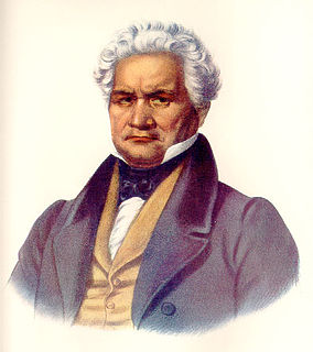 Cherokee leader