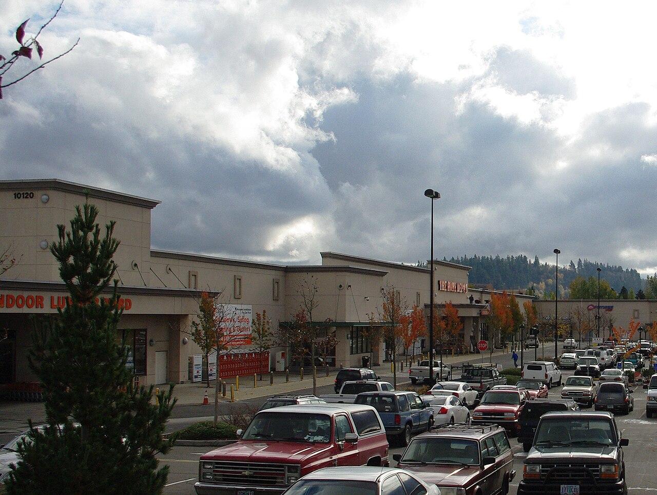 Portland Home Depot Rental