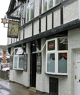 Malt Shovel Tavern, Northampton
