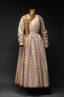 Mughal clothing Clothing of the Mughal Empire