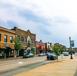 Maplewood, Missouri City in Missouri, United States