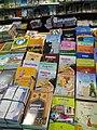 Manchipustakam books on display at Hyderabad bookfair.jpg