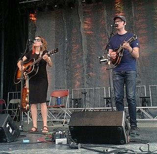 Mandolin Orange American folk duo