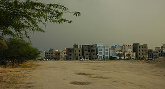 Mangaf - Mangaf's New Houses