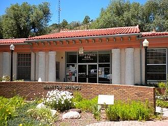 Manitou Springs, Colorado - City Hall