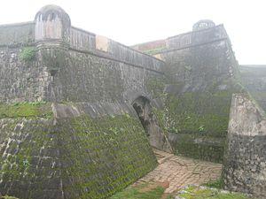 Manjarabad Fort - Image: Manjarabad Fort 2