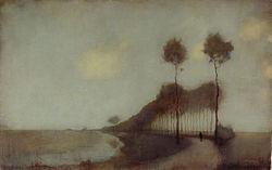 MANKES Jan Woudsterweg bij Oranjewoud, 1912