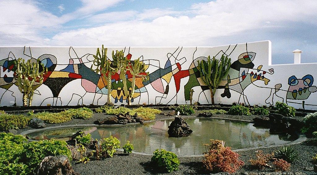 César Manrique Foundation, Lanzarote