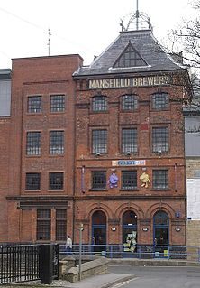 Mansfield Brewery