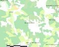 Map commune FR insee code 19021.png