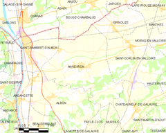 Map commune FR insee code 26010.png