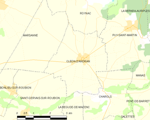 Map commune FR insee code 26095.png