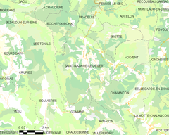 Map commune FR insee code 26321.png