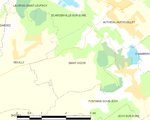 Map commune FR insee code 27611.png