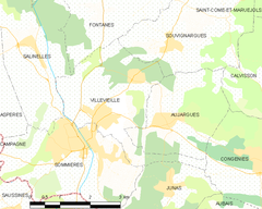 Map commune FR insee code 30352.png