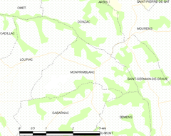 Map commune FR insee code 33288.png
