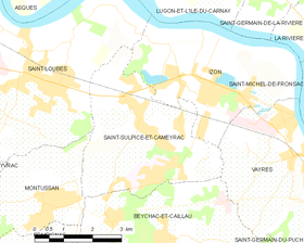 Map commune FR insee code 33483.png