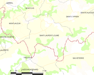 Map commune FR insee code 46274.png