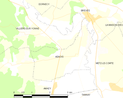 Map commune FR insee code 58016.png