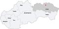 Map slovakia bardejov.png