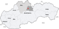 Map slovakia galovany.png