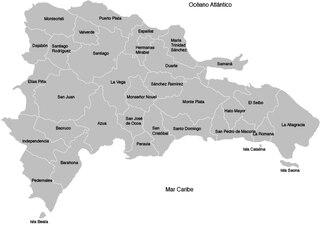 Provinces of the Dominican Republic