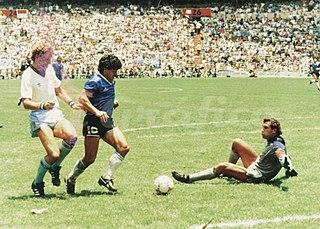 Argentina v England (1986 FIFA World Cup) football match