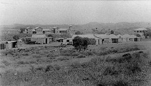 Marble Bar, Western Australia - Marble Bar in 1898