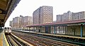 Marble Hill-225 Street subway station platform view.jpg