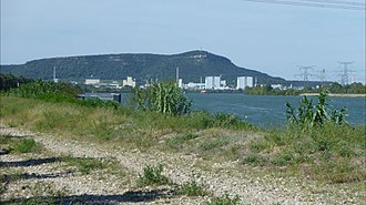Marcoule Nuclear Site - Image: Marcoule Site 1