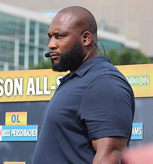 Marcus Spears (defensive end) American football defensive end