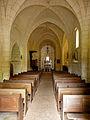 Mareuil (24) Église Saint-Pardoux Intérieur 01.JPG