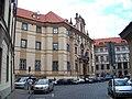 Mariánské náměstí 5, Klementinum, z Husovy.jpg