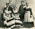 Mariés de Fouesnant au début du XXème siècle.jpg