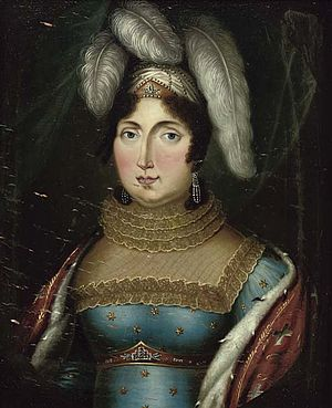 Maria Beatrice d'Este, Duchess of Massa - Image: Maria Theresa of Austria Este queen of Sardinia