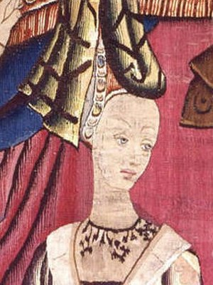 Marie of Cleves, Duchess of Orléans - Marie of Cleves (or Anne of Cyprus).