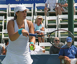 Marion Bartoli - Marion Bartoli at the 2007 Acura Classic.
