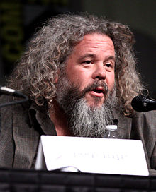Mark Boone Jr. a la Comic-Con (2012)