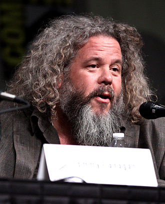 Mark Boone Junior - Boone Junior at the 2012 San Diego Comic-Con International